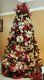My Christmas tree 2017 Decoracion arbol de navidad