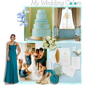teal grey colors polyvore theme