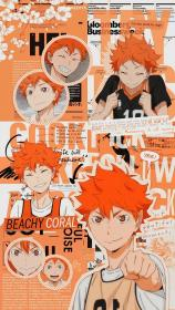 haikyuu anime aesthetic wallpapers iphone computer karasuno animes tt hinata nishinoya kageyama fondos kagehina collage fanart akaashi backgrounds godinez andrea