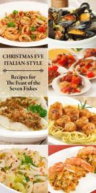 italian eve dinner christmas traditional menu holiday appetizers seafood recipes traditions dinners feast fishes fish seven xmas mygourmetconnection meals visit