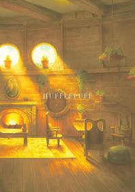 hufflepuff aesthetic potter harry room common hogwarts gryffindor ravenclaw fuck slytherin rooms library universal perfect hufflepuffs enchanted storybook visit james