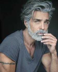 older mens beard grey hairstyles beards silver haircuts handsome haircut hipster gray modern weekend happy hairstyle barba silverfox hombres amazing