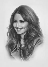 realistic drawing drawings woman sketch pencil portrait easy sketches simple charcoal paintingvalley visit paintings hair