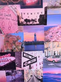 aesthetic collage retro pretty vsco prints rooms drawing teen