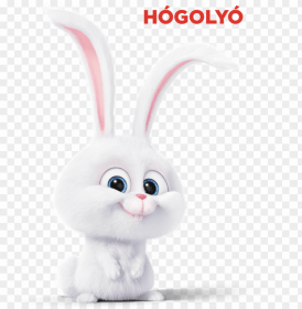 snowball pets rabbit secret transparent hungary toppng angry hd