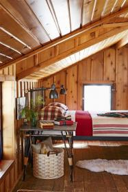 cozy decorating cabin lake rustic amazing interiors homedecormagz cottage homes