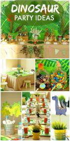 birthday party boy dinosaur boys dino dinosaurs backdrop activities favors fun parties theme themes decorations catchmyparty mite features amazing toddler