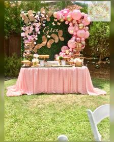 butterfly shower decorations birthday themes 1st decor showers visit