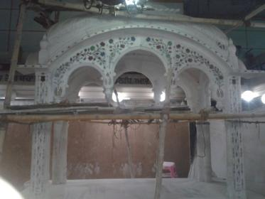 marble inlay temple buildings residential commercial floor stairs stones