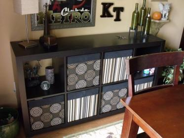 storage room living toy ikea drona boxes idea fabric toys prettier ikeahackers box 2x2 furniture hack expedit hackers materials diy