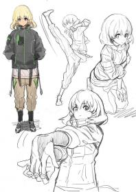 poses drawing dynamic character pose anime sketch references concept female reference cartoon manga action body clothes characters sketches max drawings