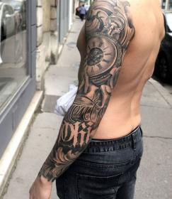 arm tattoos tattoo sleeve designs guys hand cool meaningful forearm mens toptrendsguide upper lower tricep popular badass discover custom