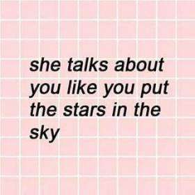 aesthetic quotes mean know ddlg don quote much sky pink words together bio stars happy crush ll anything story than