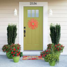 decorations container decoration goodsgn porch lowes starburst creative holly provides doors counterpoint kanliay rustic decorating decorate
