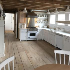 farmhouse kitchens remodel kitchen renovation cottage interior rustic instagram interiors flower cabin oldfarmhouse country mess complete cozy too ranch modern