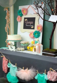 40+ Vintage Baby Shower Ideas For Girls Features 51