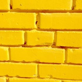 yellow theme aesthetic iphone walls indie brick mustard