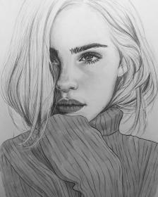 drawings pencil realistic drawing sketches easy pretty 4k instagram