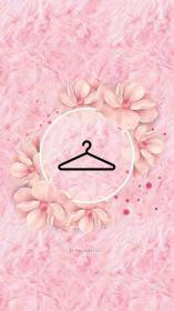covers pink flower highlights instagram stories cute story backgrounds