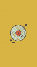 aesthetic retro highlight covers iphone story template icon icons record player posted gambar creative highlights amarillos fondos cherbearcreative crazy wallpapers