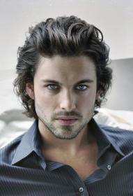 hair curly hairstyles haircuts mens thick wavy hairstyle cuts boy longer amazing muyuela trendy