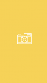 yellow camera Instagram story highlights template