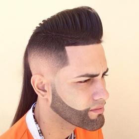 mullet haircut styles nice express yourself источник machohairstyles
