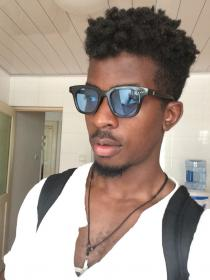 twist strand hair male hairstyles natural styles afro boy 4c haircuts tapered glasses short tinted inspiration uploaded user