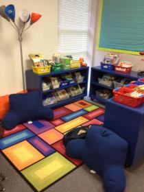classroom reading cozy nooks library nook comfy layout organization students corner kindergarten chairs class seating designing grade inviting rug libraries
