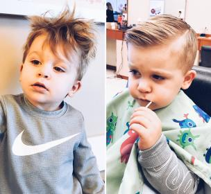 boy haircuts toddler haircut boys fade hairstyles short cool thin stylish firstthymemom