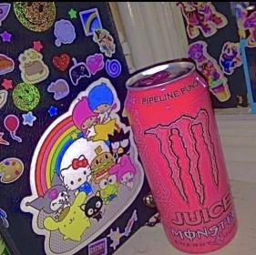 indie aesthetic monster collage energy bedroom quarto decoracao juice wallpapers drawing drinks july customizer juli