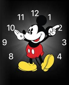 apple mickey mouse disney face smart faces ears smartwatch menaralogam bands series iphone