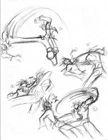 drawing fight anime scene poses scenes draw manga voor action drawings sketches practice anatomy fighting pose reference afbeeldingsresultaat dyemelikeasunset dessin