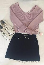outfits simple teenage dresses outfit ropa teen cool clothes skirts skirt casual enough clothing trends moda mini wattpad easy trendy