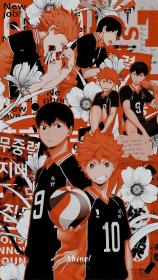 haikyuu anime aesthetic cute kageyama hinata wallpapers iphone cherrybomb reader imge pro quotes wattpad