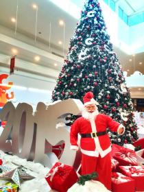 tree holiday carrefour