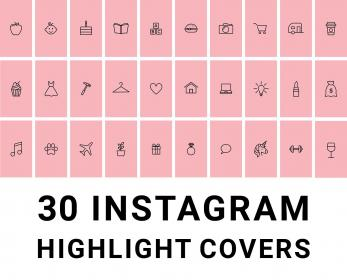 highlight icons highlights icon pastel covers personal money nz organising coffee birthday burger immagini mental salvato