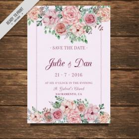 FREE 34+ Personalized Wedding Designs in PSD AI EPS