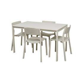 used ikea white kitchen table and chairs