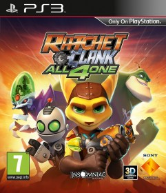 Ratchet & Clank : All 4 One sur PlayStation 3 jeuxvideo