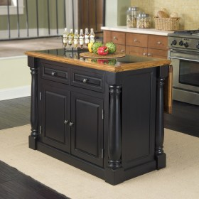 lowes kitchen island granite styles islands inch additional kitchens cart