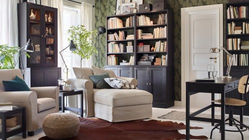 Living room storage for you and them IKEA