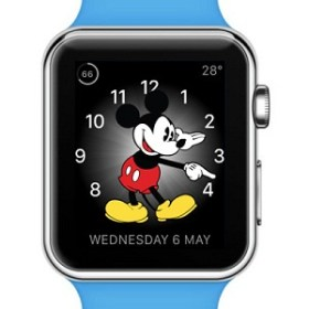 apple mickey mouse face faces features iphonetricks