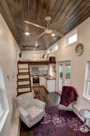 tiny homes houses wheels alabama wheel freedom features plans log fifth lovely contemporary outside building trailer modern tinyhousetalk living stains