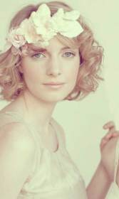 short hair wedding hairstyles curly hairstyle bob styles super bridal straight lovely flowers haircut veil ll pixie haircuts