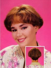 short hairstyles 80 80s haircuts hair haircut wedge hairstyle styles cuts cut bob 1980s celebrity hairdos wedges remembered bowl shorts