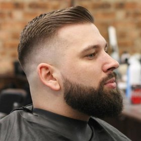 beard thick styles fade skin side swept hairstyles hair haircuts beards short haircut mustache undercut fringe mens long blonde menshairstylestoday