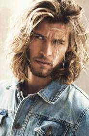 15+ Guys Long Hairstyles The Best Mens Hairstyles & Haircuts