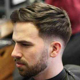 Fade Haircut Guide 5 Popular Types of Fade Cut