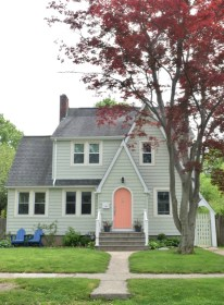 New England Home Exterior Paint Colors for Homes 039